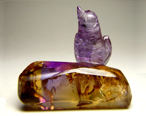 Ametrine Sculpture